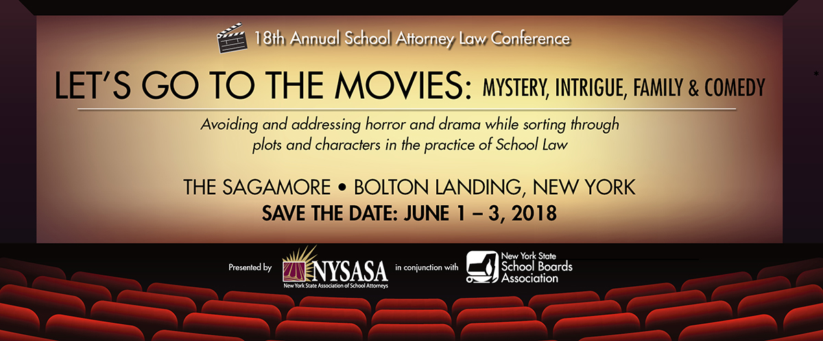 2018 NYSASA (Save the Date) Conference
